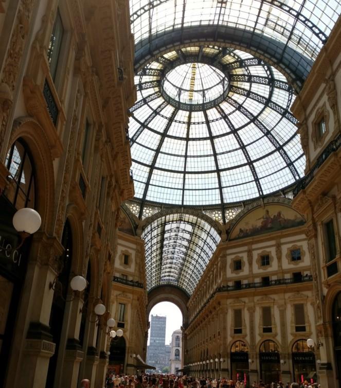 Galleria Vittorio Emmanuelle II